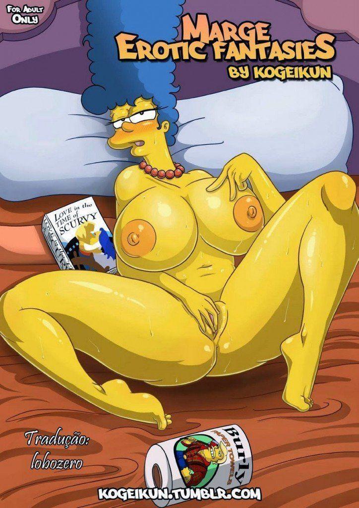 Marge fantasias eróticas