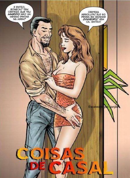 Hentai Coisas de Casal – Traição