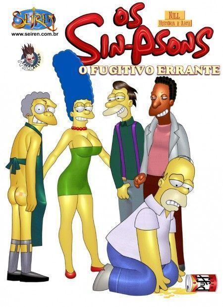 Simpsons – Fugitivo errante